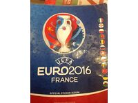 Euro 2016 stickers swaps