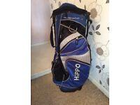 Hippo golf bag, trolley bag