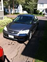 2004 Honda Civic Special Edition