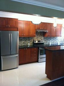 4½ style condo - aôut/August Greenfield Park - Animaux/Pets OK