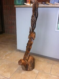 Chain Saw Carvings London Ontario image 2