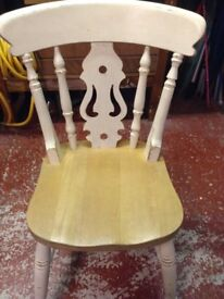 Four chairs (2designs)