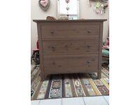Ikea Hemnes 3 drawer chest