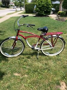 Tim Hortons 40th Anniversary Schwinn Cruiser Bicycle for Sale