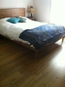 July-August: 1 furnished room to rent. Enjoy downtown Moncton !!