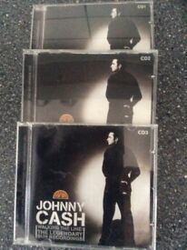 3CD. Johnny cash walking the line..