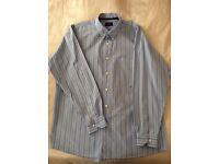 Allen Solly Men's Exclusive Long Sleeved Striped Shirt XL