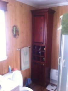 douche,  armoire chambre de bain