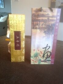 Chinese Silk Scroll