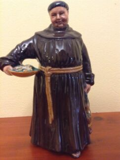 Royal Doulton - The Jovial Monk