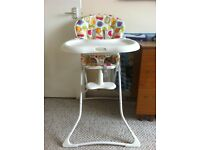 Graco baby high chair only £ 15