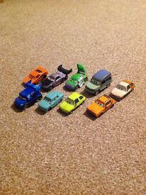Disney Cars 'bad guys'