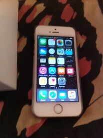 iPhone se gold Vodaphone