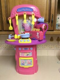 Peppa pig my first kitchen
