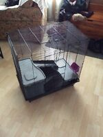 Rat or small animal cage