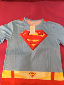 Superman shirt brand new