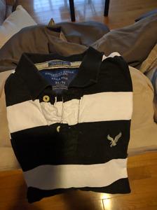 Men's American Eagle long sleeve shirt.
