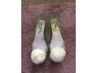 Disney Tinkerbell Shoes