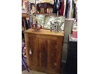 Cupboard sideboard dresser made from reclaimed pine