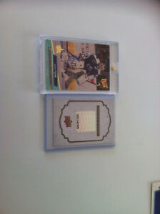 92-93 FLEER ULTRA  WITH CERTIFICATE OF AUTHENTICITY UPPER DECK