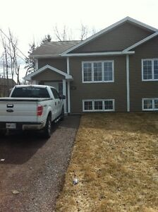 Beautiful Duplex for rent May 1st In Dieppe