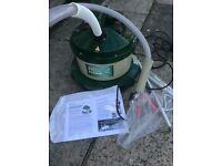 Pro-steam 2 professional steam press /iron cost £499