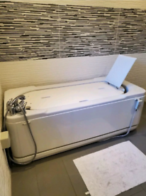 Aquanova Pisces height adjustable disabled & accessible bath