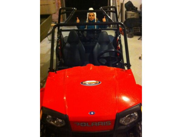 Used 2009 Polaris rzr