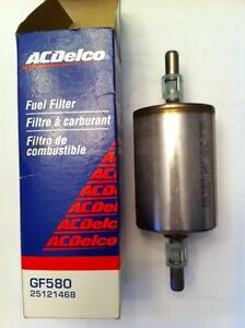 AC Delco fuel filter GF580