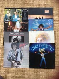 Vinyl LP' s