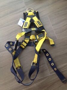 Fall protection. Full body harness