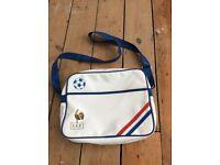 France Football Retro Messenger Bag