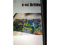 Bedroom/playroom rug