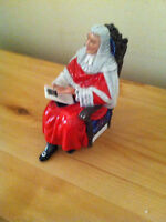 "Royal Doulton Figurine ""The Judge"""