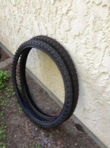 Kenda Mountain bike tires 26x1.95