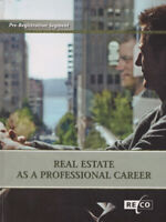 Preparation for REAL ESTATE EXAMS