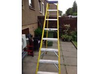 1pair clow electrician's/builder's ladder