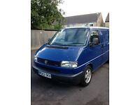 VW Transporter T4 2.5 888 special 2002, 178k, camper/panel van £4500 Ono