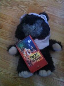 Paploo the ewok Star Wars with movie