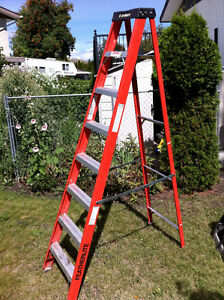 Featherlite 8' ladder
