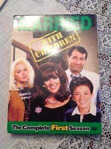 Married With Children Complete First Season