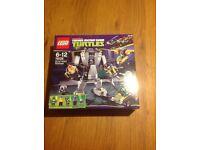 Lego teenage mutant ninja turtles lego set BRAND NEW