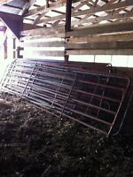 Farm gates and fencing supplies