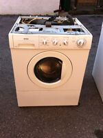 Washer and Gas dryer for sale, working condition