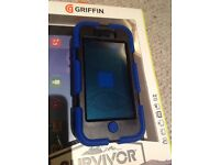 Griffin survivor iPhone 5/5c/5s Case(new with no box)