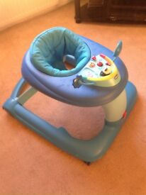 Chicco 123 Baby Walker