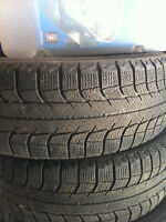 2006 Toyota Corolla Winter Rims and tires 15inch