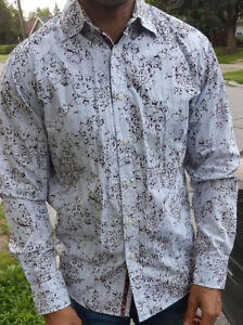 Guess H&M Mens Stockhome CK Dress & Casual Shirts Jeans Sweaters