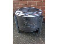 Garden Fire Pit Upcycled Washing Machine Drum