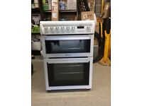 Hotpoint electric oven cooker hob